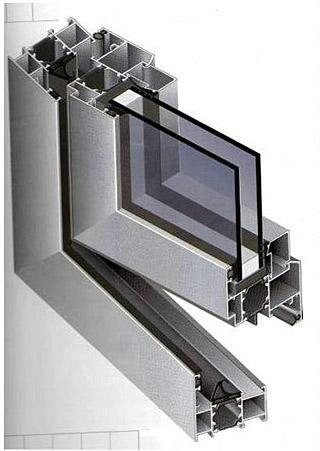 Выбираем алюминиевые окна