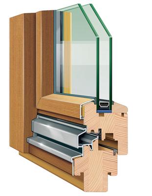 Выбираем деревянные окна